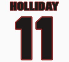 NFL Player Trindon Holliday eleven 11 by imsport