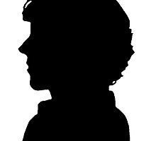 Sherlock Silhouette  by Angel Su