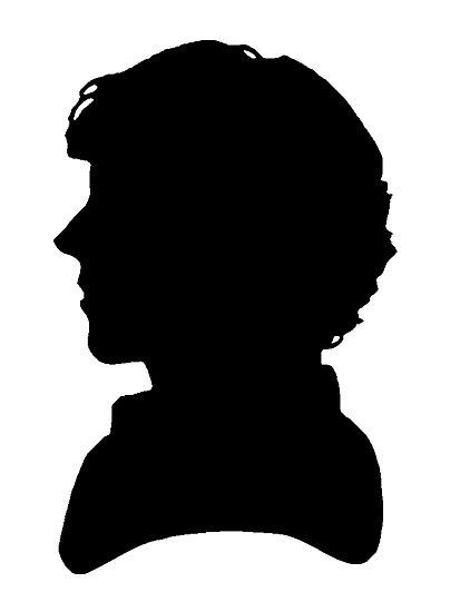 Sherlock Silhouette  by Angel Su