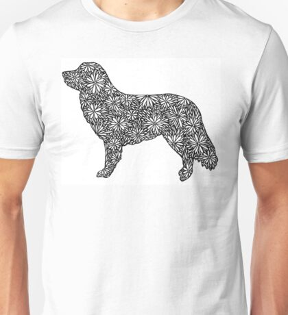 Nova Scotia Duck Tolling Retriever- Part of the Doodle Dog Collection Unisex T-Shirt