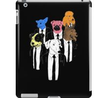 Real Reservoir Dogs iPad Case/Skin