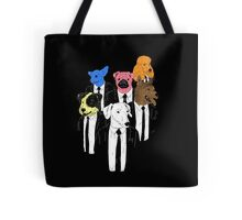 Real Reservoir Dogs Tote Bag