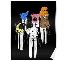 Real Reservoir Dogs Poster