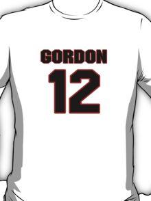 NFL Player Josh Gordon twelve 12 T-Shirt