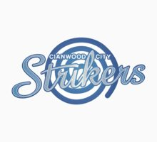 Cianwood City Strikers Kids Clothes