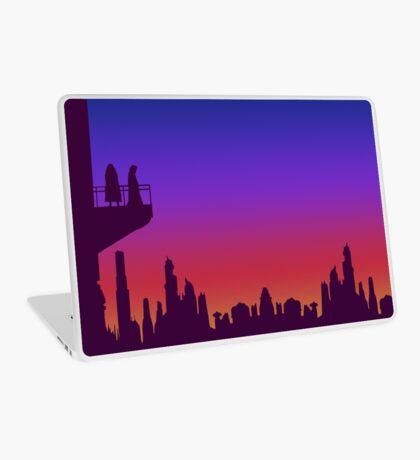 Coruscant Twilight Laptop Skin