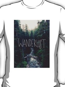 Wanderlust Rainier Creek T-Shirt