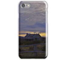 Craig's Hut - Sunrise iPhone Case/Skin