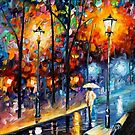 Warm Winter — Buy Now Link - www.etsy.com/listing/210098527 by Leonid  Afremov