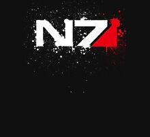 N7 Splatter 2 Unisex T-Shirt