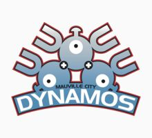 Mauville City Dynamos Kids Clothes
