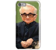 Martin Scorsese iPhone Case/Skin
