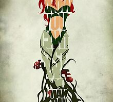 Poison Ivy by A. TW