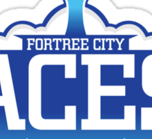 Fortree City Aces Sticker