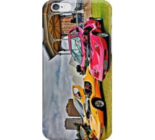 twin Purvis Eureka at Volksfest on Elder Park iPhone Case/Skin