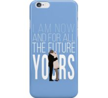 Rumbelle Wedding iPhone Case/Skin