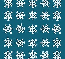 Snowflakes by Leah Flores