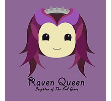 Raven Queen Photographic Print