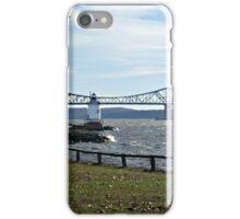 Sleepy Hollow Lighthouse on the Hudson River, NY iPhone Case/Skin
