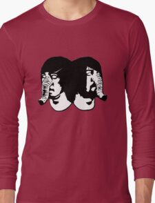 Death from Above 1979 Heads Long Sleeve T-Shirt