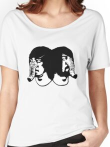 Death from Above 1979 Heads Women's Relaxed Fit T-Shirt