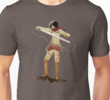 Mikasa Angered Unisex T-Shirt