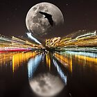 night life by ketut suwitra