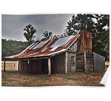 Fry's Hut Poster