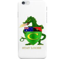 Stay Loose iPhone Case/Skin