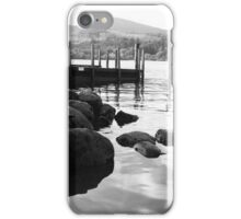 Stones on Derwent Water iPhone Case/Skin