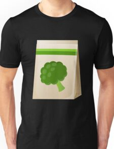 Glitch Seeds seed broccoli Unisex T-Shirt