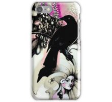 The Queen of Crows iPhone Case/Skin