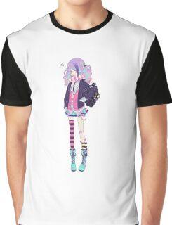 Kawaii Pastel Goth Girl #2 Graphic T-Shirt