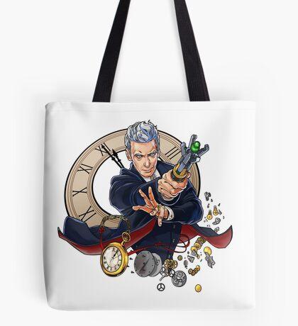 The Twelfth Doctor Tote Bag