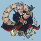 The Twelfth Doctor by PopcornIllus