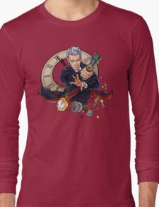 The Twelfth Doctor Long Sleeve T-Shirt
