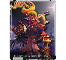 Jak 3 Dark Maker  iPad Case/Skin
