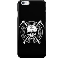 The Front of Armament iPhone Case/Skin