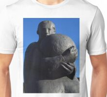 Man & Ball, Ransomes, Ipswich Unisex T-Shirt