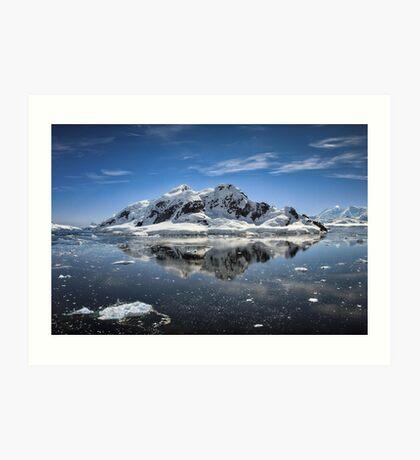 """""""An Antarctic View"""" Art Print"""