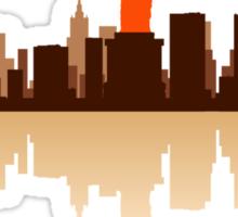 New York City Art Sticker