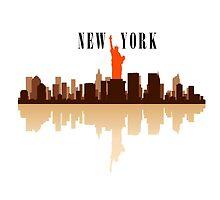 New York City Art by jigar