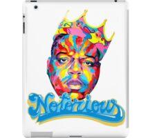 NOTORIOUS! iPad Case/Skin