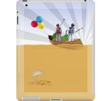 Ipad: Canoe with Pooh iPad Case/Skin