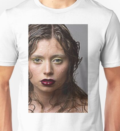 Listen to the rain Unisex T-Shirt