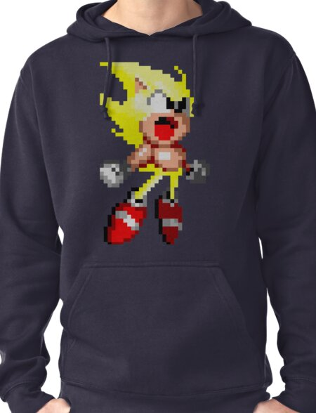 Super Sonic Pullover Hoodie