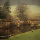 Three Arches, Chatsworth by wiggyofipswich