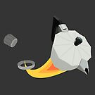 Rocket Fuel Coffee by George Williams