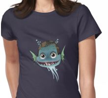 Minion Womens Fitted T-Shirt