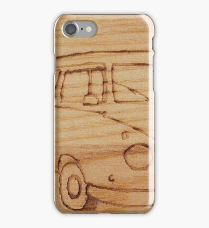 Split Screen Bus iPhone Case/Skin